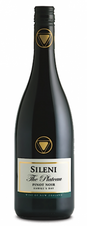 Sileni Estate Selection The Plateau Pinot Noir 2012
