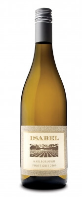 Isabel Estate Pinot Gris 2012
