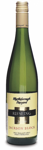 Martinborough Vineyard Jackson Block Riesling 2012
