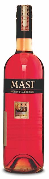 Modello Venezie rosé 2012