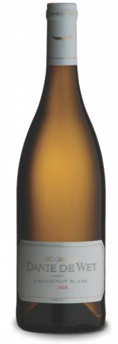 Danie de Wet Sauvignon Blanc 2013