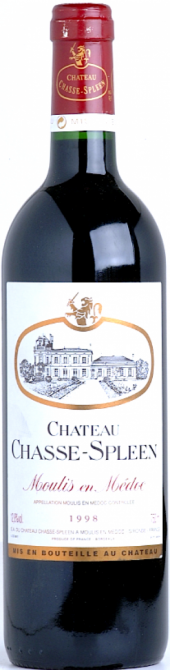 Château Chasse-Spleen 2010