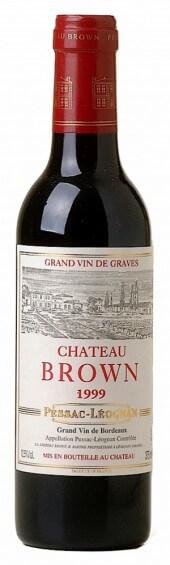 Château Brown rouge 2010  - meia gfa.