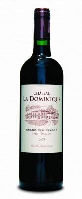Château La Dominique 2010