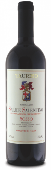 Rosso Salice Salentino Riserva 2009