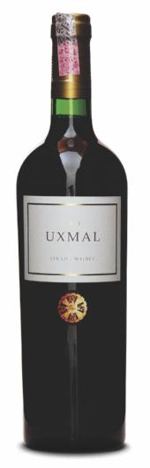 Uxmal Syrah Malbec 2012