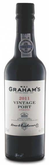 Graham's Vintage Port 2011 - meia gfa.