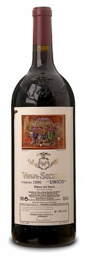 Vega Sicilia Único Gran Reserva 2000  - Magnum