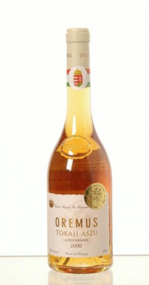 Tokaji Aszú 6 Puttonyos 2003  - 500 ml
