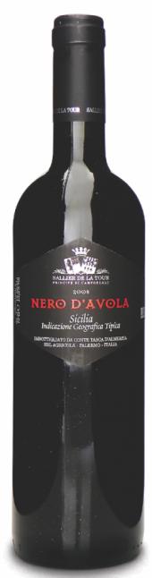 Sallier de la Tour Nero d'Avola 2011