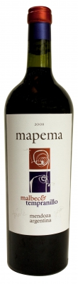 Mapema Malbec Tempranillo 2012