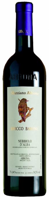 Nebbiolo d'Alba Bricco Barone 2012