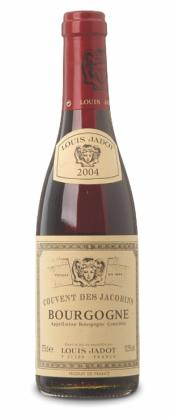 Bourgogne Couvent des Jacobins rouge 2010  - meia gfa.