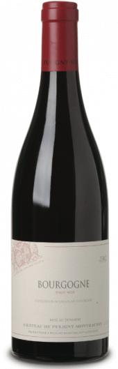 Bourgogne rouge 2010