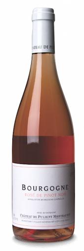 Bourgogne rosé 2011