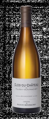 Bourgogne blanc Clos du Château 2010