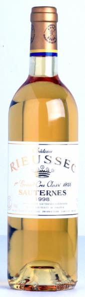 Château Rieussec 2010