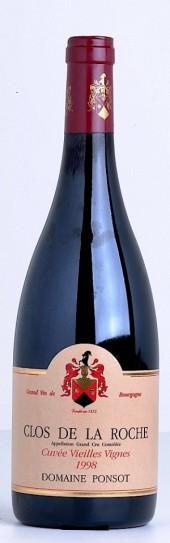 Clos de la Roche Vieilles Vignes Grand Cru 2010