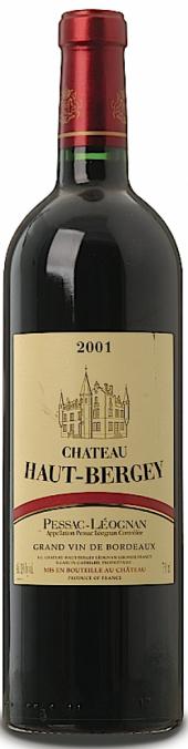 Château Haut Bergey 2010