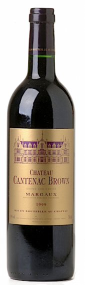 Ch. Cantenac Brown 2010