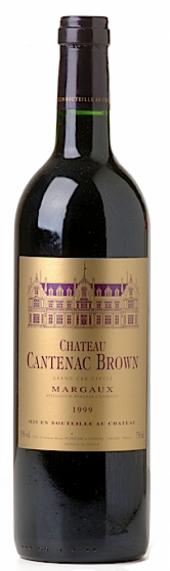 Château Cantenac Brown 2010