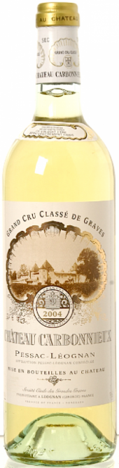 Château Carbonnieux blanc 2010