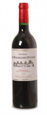 Château Beauregard-Ducourt 2010