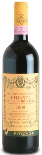 Chianti Colli Fiorentini 2011