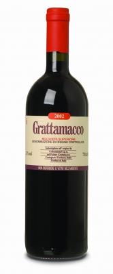 Grattamacco Bolgheri Superiore rosso 2010