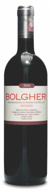 Bolgheri rosso 2011