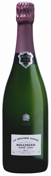 Champagne Bollinger La Grande Année Rosé Vintage 2004