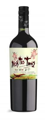 Montes Twins Cabernet Sauvignon Malbec 2012