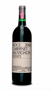 Ridge Cabernet Sauvignon Estate 2010
