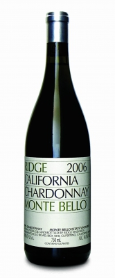 Ridge Monte Bello Chardonnay 2010