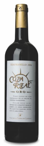 Copa Real Oro Tempranillo 2011