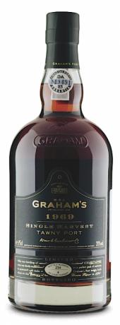 Graham's Colheita 1969