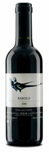 Barolo Dagromis 2008  - meia gfa.