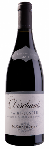 Saint Joseph Deschants rouge 2011