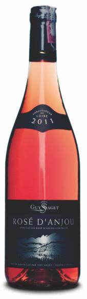 Rosé de Loire 2013