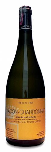 Mâcon Chardonnay Clos de la Crochette 2012