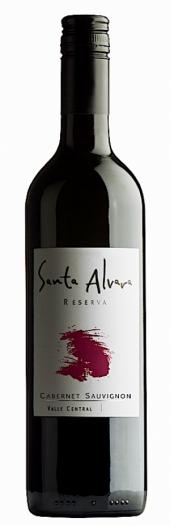 Santa Alvara Cabernet Sauvignon 2012