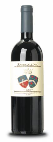 Sassoalloro IGT 2010