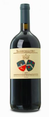 Sassoalloro IGT 2010  - Magnum.