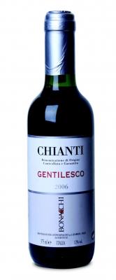 Chianti Gentilesco DOCG 2013  - meia gfa.