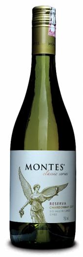 Montes Reserva Chardonnay 2013