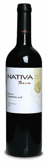 Nativa Terra Reserva Carménère 2009