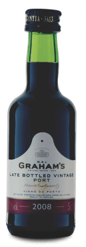 Graham's LBV 2008  - 50 ml.