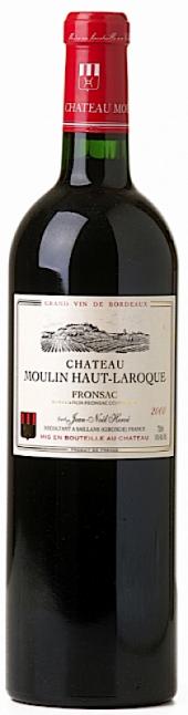 Château Moulin Haut Laroque 2011