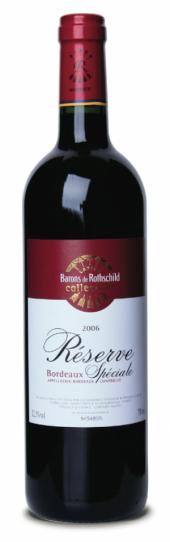 Bordeaux Réserve Spéciale rouge 2011