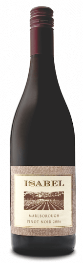 Isabel Estate Pinot Noir 2012